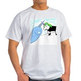 Dani the Unicorn and Neil the Narwhal T-Shirt