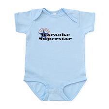 Karaoke Superstar Infant Bodysuit