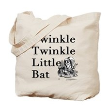 Alice in Wonderland- Twinkle Tote Bag