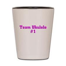 Funny Ukulele Shot Glass