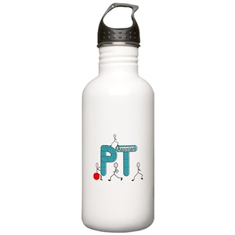 Physical Therapy Stainless Water Bottle 1.0L