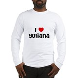 I * Yuliana Long Sleeve T-Shirt