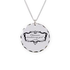 Jane Austen Gift Necklace