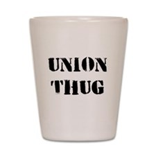 Original Union Thug Shot Glass