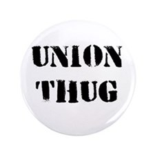 "Original Union Thug 3.5"" Button (100 pack)"