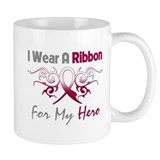 Head Neck Cancer Hero Mug