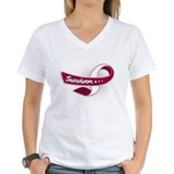 Head Neck Cancer Survivor Shirt