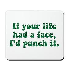Punch It Mousepad