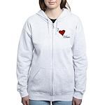 I love Ethan Women's Zip Hoodie