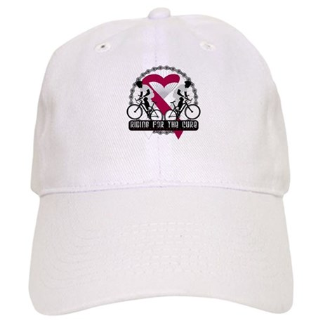 Head Neck Cancer Ride Cure Cap