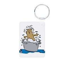 Cat Bath II Keychains