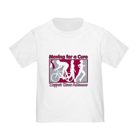 Head Neck Cancer Cure Toddler T-Shirt