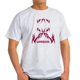 Warrior Head Neck Cancer T-Shirt