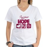Head Neck Cancer InspireHope Shirt