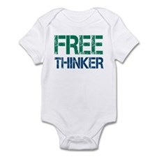 Free Thinker Infant Bodysuit