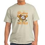 Wolf Paw Cutout Organic Kids T-Shirt