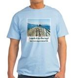 Sequoia's Moro Rock t-shirt--ash grey