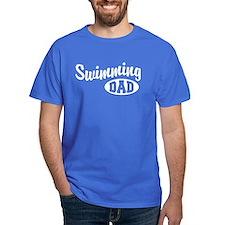Swimming Dad T-Shirt