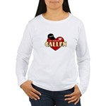 NCIS LA Callen Women's Long Sleeve T-Shirt