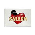 NCIS LA Callen Rectangle Magnet (100 pack)