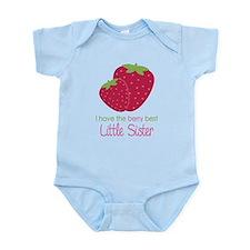 Berry Best Sister Infant Bodysuit