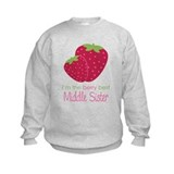 Berry Middle Sister Sweatshirt