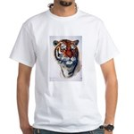 Animal White T-Shirt