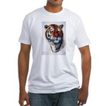Animal Fitted T-Shirt