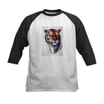 Animal Kids Baseball Jersey