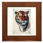 Animal Framed Tile
