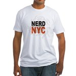 Nerd NYC Fitted T-Shirt