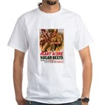 WW2 Sugar Beets White T-Shirt