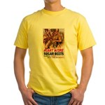 WW2 Sugar Beets Yellow T-Shirt