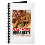 WW2 Sugar Beets Journal