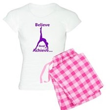 Gymnastics Pajamas - Believe
