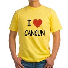 I heart Cancun T