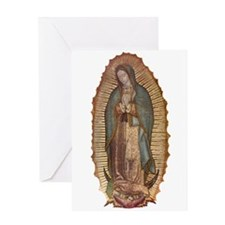 Mary Christ-Mass Greeting Card
