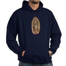 Our Lady of Guadalupe Hoodie (Dark)