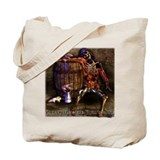 Party til the Rum's Gone Tote Bag