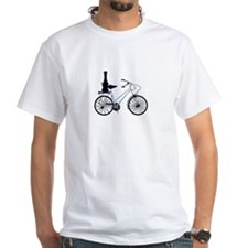 Guitar on the Bike - Shirt
