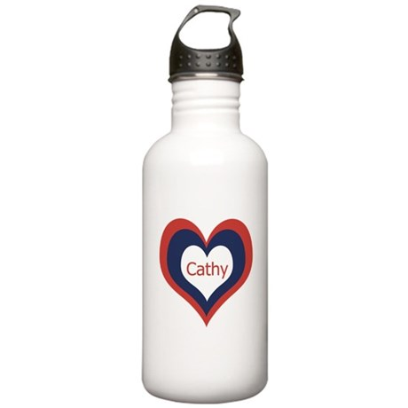 Cathy - Stainless Water Bottle 1.0L