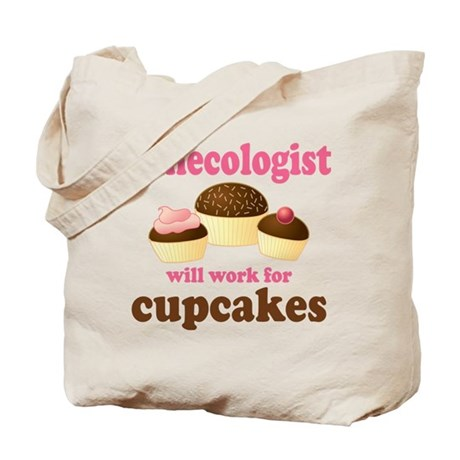 Funny Gynecologist Tote Bag