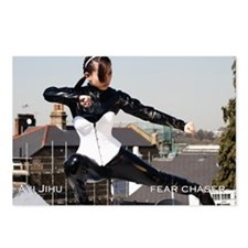 Ayi Jihu Fear Chaser Postcards (Package of 8)