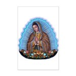 Lady of Guadalupe T5 Mini Poster Print