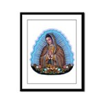 Lady of Guadalupe T5 Framed Panel Print
