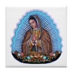 Lady of Guadalupe T5 Tile Coaster