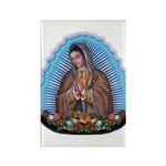 Lady of Guadalupe T5 Rectangle Magnet