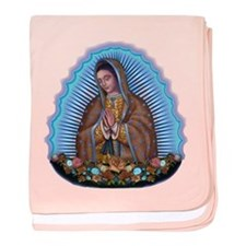 Lady of Guadalupe T5 baby blanket