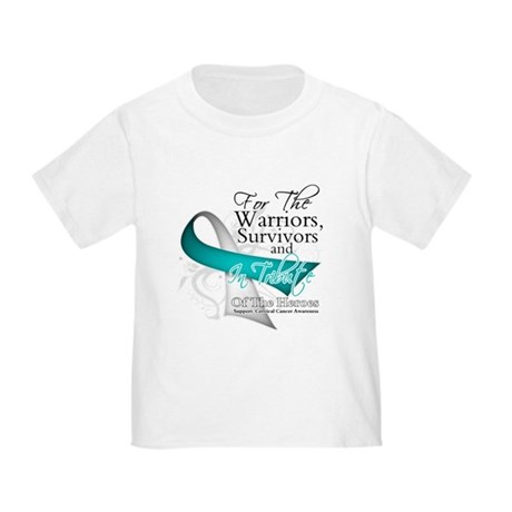Tribute 2 Cervical Cancer Toddler T-Shirt