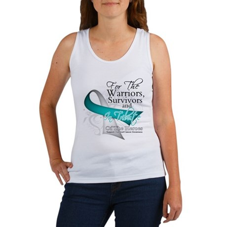 Tribute 2 Cervical Cancer Women's Tank Top